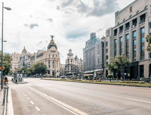 How COVID-19 Accelerated Smart City Solutions Development in Madrid